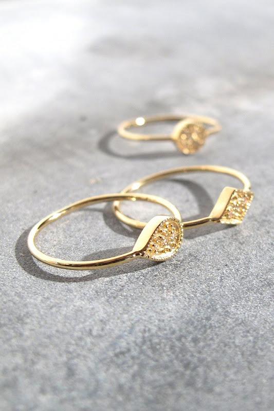 Bague Louise Hendricks bijoux