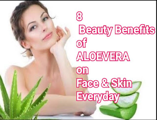 8 beauty benefits of applying aloe vera gel on face and skin everyday