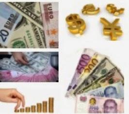 Jual Beli Valas, mata uang dunia