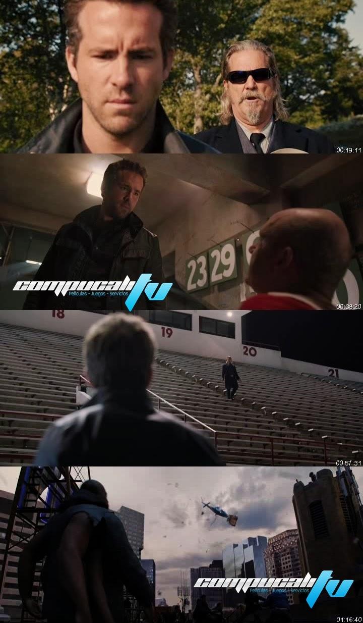R.I.P.D. Policia del Más Alla DVDRip Latino