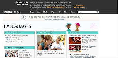 internetten ingilizce öğrenme siteleri BBC Languages