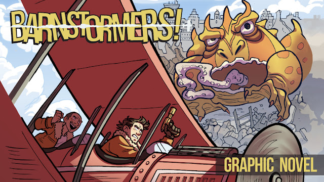 Barnstormers Graphic Novel