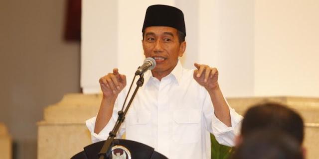 Jokowi: Saya Diejek, Dicemooh, Dicaci Sudah Makanan Sehari-hari