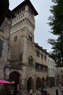 Saint-Antonin-Noble-Val. La maison romane