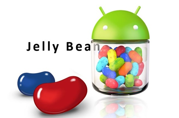 Android Jelly Bean (Android versi 4.1.-4.3)