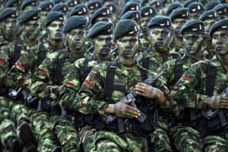 Peringati Kemerdekaan TNI Akan Bangun Monumen Garuda Di Pulau Enggano - Commando