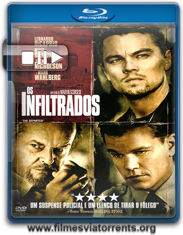 Os Infiltrados (The Departed) Torrent - BluRay Rip 1080p Legendado (2006)