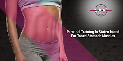 Personal Training in Staten Island for Toned Stomach Muscles
