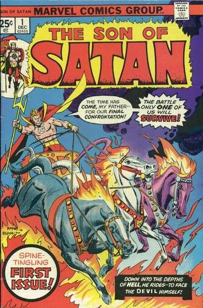 The Son of Satan #1