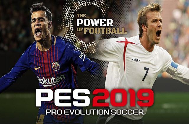 اليوم تم إصدار لعبة PES 2019 لهواتف الأندرويد سارع وكن أول من يحملها