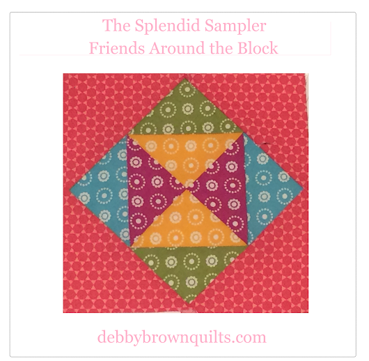 The Splendid Sampler -- Friends Around the Square