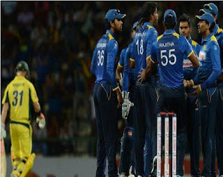 Australia breaks T20 record; beats Sri Lanka