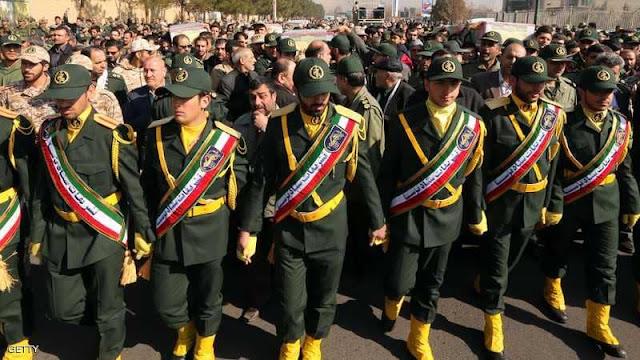 الحرس-الثوري-الإيراني