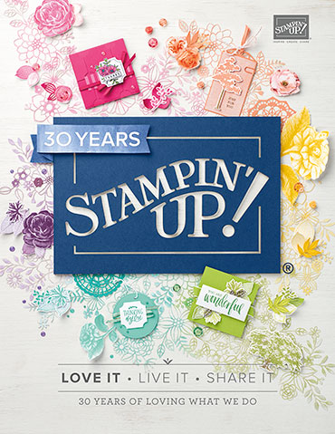 Stampin' Up! Annual Catalog 2018-19