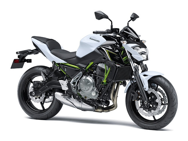 Kelebihan dan Kekurangan Moge Kawasaki Z650 ABS