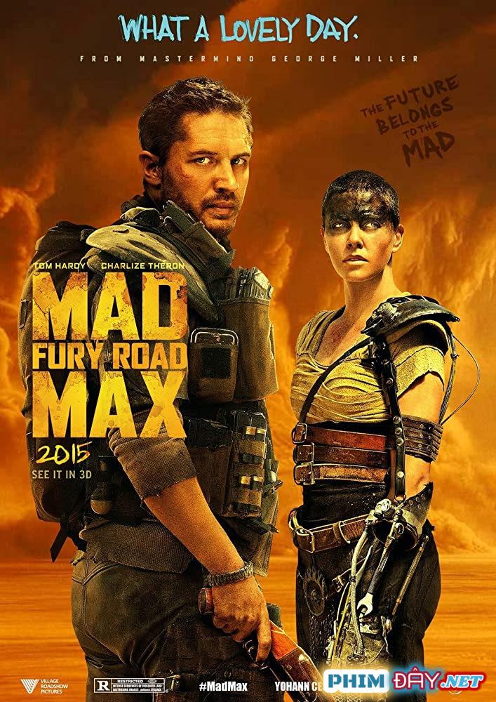 Max điên cuồng 4: Con đường chết - Mad Max 4: Fury Road (2015)