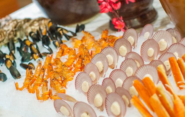 WEEKEND SEAFOOD FIESTA AT DOUBLETREE BY HILTON JOHOR BAHRU