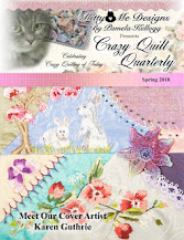 Crazy Quilt Quarterly