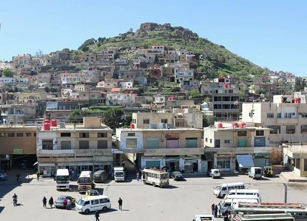 اشتباك مسلح يودي بحياة شاب وإصابة خمسة أخرين في مدينة صلخد بالسويداء!!