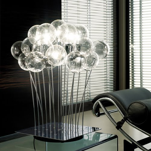 Sphere By Marco Agnoli Modern Italian Design Table Lamp