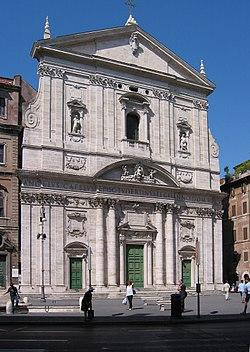 Church of Santa Maria in Vallicella Rome Italy