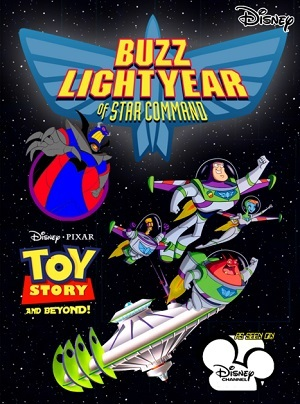 Buzz Lightyear do Comando Estelar Desenho Torrent Download