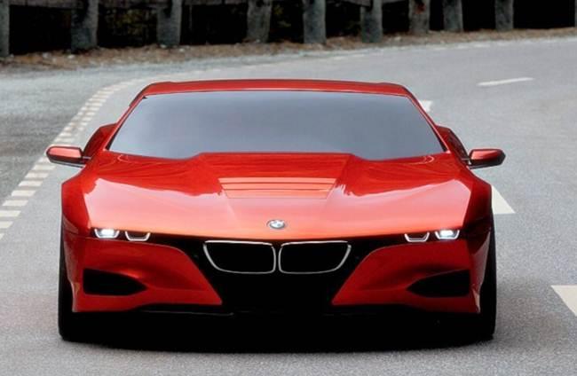 2017 Bmw M8 Concept Car
