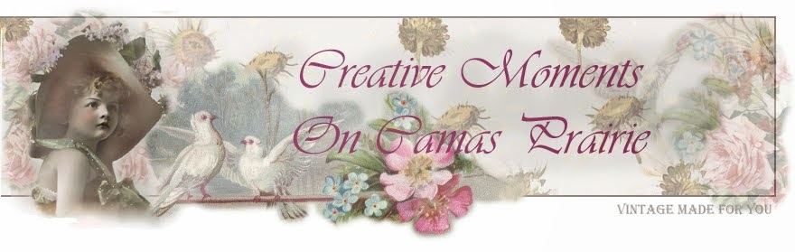 Creative Moments by Nancy Hill