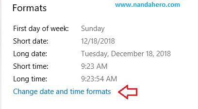 cara mengatur jam komputer yang terkunci jam laptop tidak update windows 10