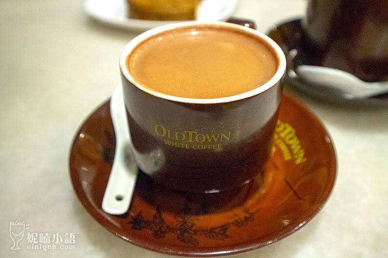 【沙巴亞庇美食】Oldtown White Coffee舊街場白咖啡。馬來西亞白咖啡第一品牌
