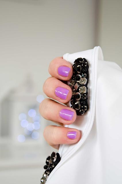 Semilac Bright Lavender nr 035