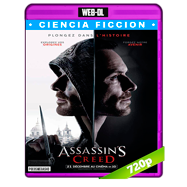 Assassin's Creed (2016) WEB-DL 720p Audio Dual Latino-Ingles