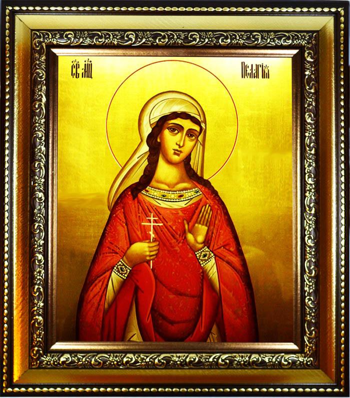 Good topic saint of lost virginity
