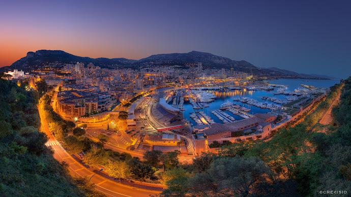 Wallpaper: Formula 1 Grand Prix Monte Carlo