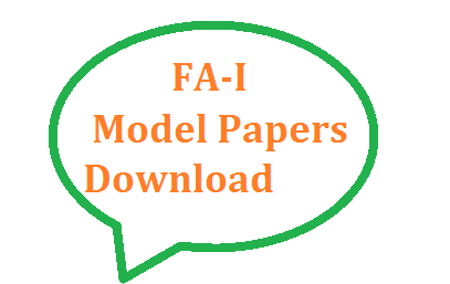 AP-TS-FA-Formative Assesment Question Papers Download