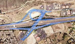 Metrolink, the Temecula Parkway Interchange, and California