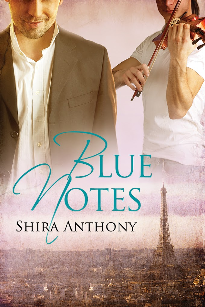 "Recensione: ""Blue Notes"" (Serie Blue Notes #1) di Shira Anthony"