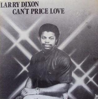Larry Dixon, Can't Price Love