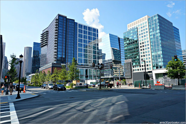 Seaport District de Boston