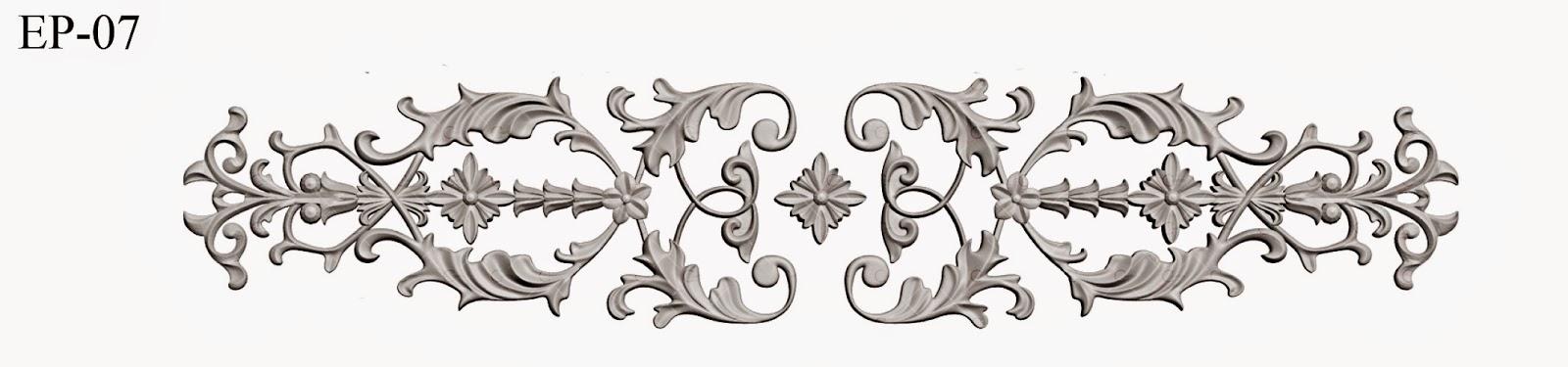 decoratiuni fatade case, producator profile decorative din polistiren, modele, preturi