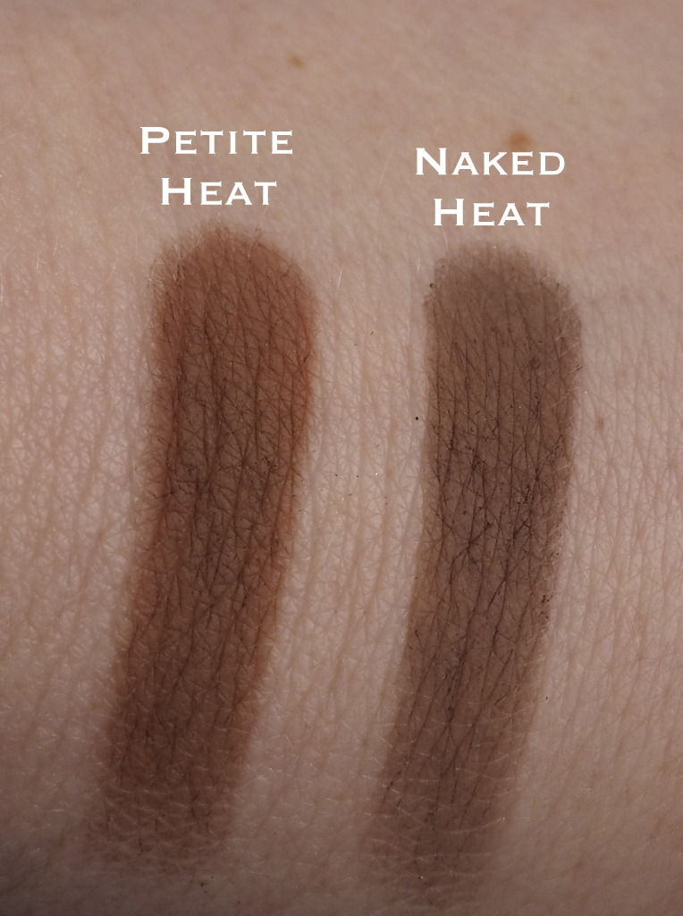 Naked Petite Heat Eyeshadow Palette by Urban Decay #16