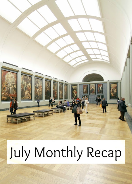 July Monthly Recap