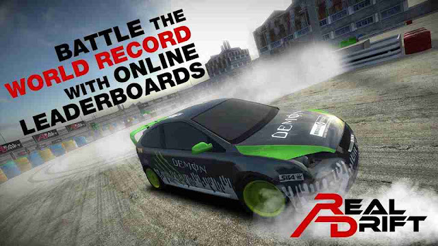 Real Drift Car Racing Mod Apk