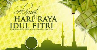 hukum Ucapan Selamat Hari Raya Idul Fitri
