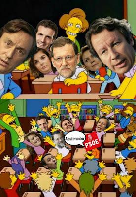 Memes moción de censura Podemos