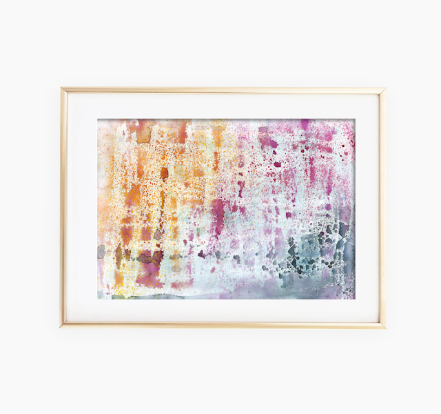 Free Abstract Watercolor