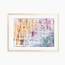 ↣ FREE Watercolor - Abstract Contemporary Art Print