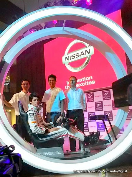 Nissan GT Academy In The Philippines