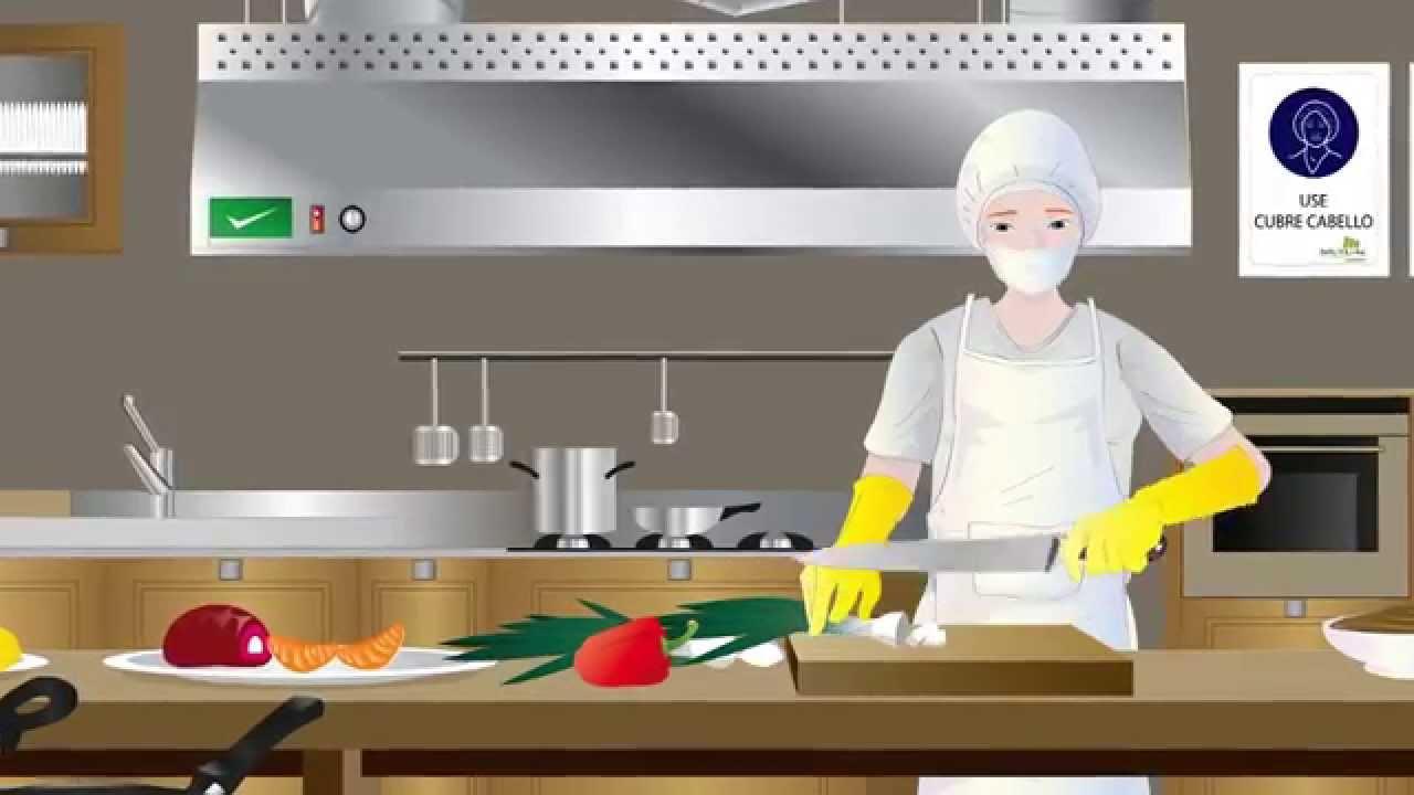 Procesamiento de alimentos buenas practicas de - Practicas de cocina ...