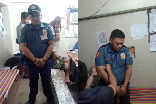 Fake High Ranking Police Officer Who Sold Drugs Arrested in Buy-Bust Operation!